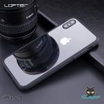 LOFTER TPU Mirror Case - Transparent (iPhoneX)