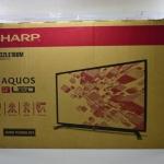ขาย LED TV 32นิ้ว Sharp LC-32LE180M ครบกล่องเหมือนใหม่ ประกันยาวถึงปีหน้า