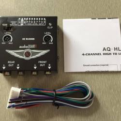 กล่องแปลงสัญญาณ ยี่ห้อ AQ-HL400HD พร้อมส่ง