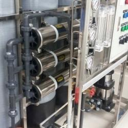 เครื่องกรองน้ำดื่ม SOFT + RO อัตรา 3000 ลิตร/วัน