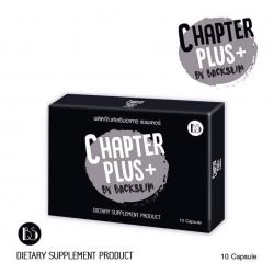Chapter Plus+ by Back Slim (แชพเตอร์พลัส) 1 กล่อง