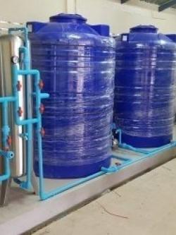 รับติดต้ั้งโรงงานผลิตน้ำดื่ม RO 24,000 ลิตร/วัน พร้อมอุปกรณ์ทั้งระบบครบชุด