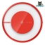 Nillkin Magic Disk 4 Fast Wireless Charger (Red) thumbnail 1