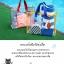 RONG.SHI.DAI Transparent PVC Bag (Red) thumbnail 3