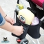 RONG.SHI.DAI Baby Stroller Hanging Bag (Black) thumbnail 3