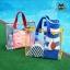 RONG.SHI.DAI Transparent PVC Bag (Red) thumbnail 2