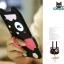 LOFTER Soft Silicone - Black Cat (iPhoneX) thumbnail 9