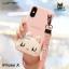 LOFTER Hello Rabbit Silicone - Pink (iPhoneX) thumbnail 1
