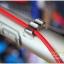 ปลอกหยุดสายเบรค บนเฟรม Bicycle stopper wire/ ถุงละ 4 ชิ้น thumbnail 2