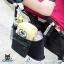 RONG.SHI.DAI Baby Stroller Hanging Bag (Black) thumbnail 1