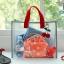 RONG.SHI.DAI Transparent PVC Bag (Red) thumbnail 10