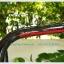 แฮนด์หมอบ Cycling king CARBON /สีดำแถบแดง thumbnail 5