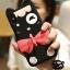 LOFTER Soft Silicone - Black Cat (iPhoneX) thumbnail 15