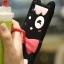 LOFTER Soft Silicone - Black Cat (iPhoneX) thumbnail 13