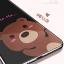 LOFTER Cartoon Funny Full Cover - Bear White (iPhoneX) thumbnail 11