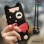 LOFTER Soft Silicone - Black Cat (iPhoneX) thumbnail 1