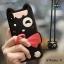LOFTER Soft Silicone - Black Cat (iPhoneX) thumbnail 1