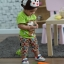 หมวกเด็กหน้าสัตว์ลายลิงผู้ชาย thumbnail 4