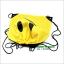 กระเป๋าเป้สะพายกันน้ำ สีเหลือง thumbnail 2