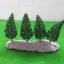 ต้นสน สีเขียวเข้ม 20 ต้น ขนาด 7.8 ซ.ม. thumbnail 1