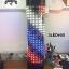 ไฟหมุน บาร์เบอร์ LED 3LED#05 ขนาด 60 cm. (กันน้ำ/ปรับไฟได้) thumbnail 1