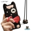 LOFTER Soft Silicone - Black Cat (iPhoneX) thumbnail 2