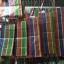ผ้ากระสอบพลาสติก ผ้าฟาง ลายริ้ว 4สี ลายธงชาติ สายรุ้ง (52สี่สีเคลือบ 1หน้า หนาพิเศษ) หลาละ 25 บาท thumbnail 13