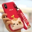 LOFTER Hello Meow Silicone - Red (iPhoneX) thumbnail 11