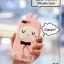 LOFTER Cute Rabbit Silicone - Black (iPhone8+/7+) thumbnail 7