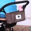 Bebenuvo Stroller Bag (Black) thumbnail 6