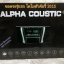 """เครื่องเล่นวิทยุ 2 ดิน ระบบแอนดรอยด์ตรงรุ่นรถ ยี่ห้อ ALPHA COUSTIC ขนาดจอ10"""" พร้อมส่ง"""