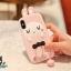 LOFTER Cute Rabbit Silicone - Pink (iPhoneX) thumbnail 13