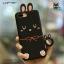LOFTER Rabbit Silicone Ring - Black (iPhone7+/8+) thumbnail 1