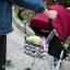 RONG.SHI.DAI Baby Stroller Hanging Bag (Black) thumbnail 13