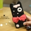 LOFTER Soft Silicone - Black Cat (iPhoneX) thumbnail 12