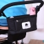Bebenuvo Stroller Bag (Black) thumbnail 7