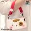 LOFTER Meow Silicone - White (iPhone8+/7+) thumbnail 1