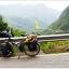 เฟรมทัวริ่งพันธ์แท้ WINDSPEED Long Rider II / สีดำ thumbnail 22