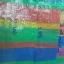 ผ้ากระสอบพลาสติก ผ้าฟาง ลายริ้ว 4สี ลายธงชาติ สายรุ้ง (52สี่สีเคลือบ 1หน้า หนาพิเศษ) หลาละ 25 บาท thumbnail 15