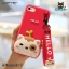 LOFTER Hello Meow Silicone - Red (iPhone7/8) thumbnail 1