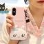 LOFTER Hello Rabbit Silicone - Pink (iPhoneX) thumbnail 15