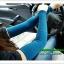 ปลอกแขน Outdoor Sport / สีฟ้าเข้ม /Made in Korea thumbnail 2