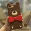 LOFTER Love Bear - Dark Brown (iPhone7+/8+) thumbnail 1