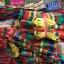 ผ้ากระสอบพลาสติก ผ้าฟาง ลายริ้ว 4สี ลายธงชาติ สายรุ้ง (52สี่สีเคลือบ 1หน้า หนาพิเศษ) หลาละ 25 บาท thumbnail 2