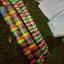 ผ้ากระสอบพลาสติก ผ้าฟาง ลายริ้ว 4สี ลายธงชาติ สายรุ้ง (52สี่สีเคลือบ 1หน้า หนาพิเศษ) หลาละ 25 บาท thumbnail 1