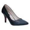 พร้อมส่ง รองเท้าส้นสูงแฟชั่น K9080-BLK [สีดำ]