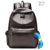 พร้อมส่ง กระเป๋าเป้ผู้ชายหนังนิ่ม-BAG-015 [สีน้ำเงิน]
