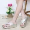 พร้อมส่ง รองเท้าเพื่อสุขภาพ ฟิทฟลอปหนีบ PF2074-GLD [สีทอง]