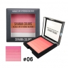 SIVANNA COLORS MAKE UP STUDIO BLUSH HF8118 NO.6