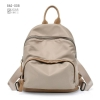 พร้อมส่ง กระเป๋าเป้ผ้าไนล่อนผู้หญิง-BAG-008 [สีแทน]